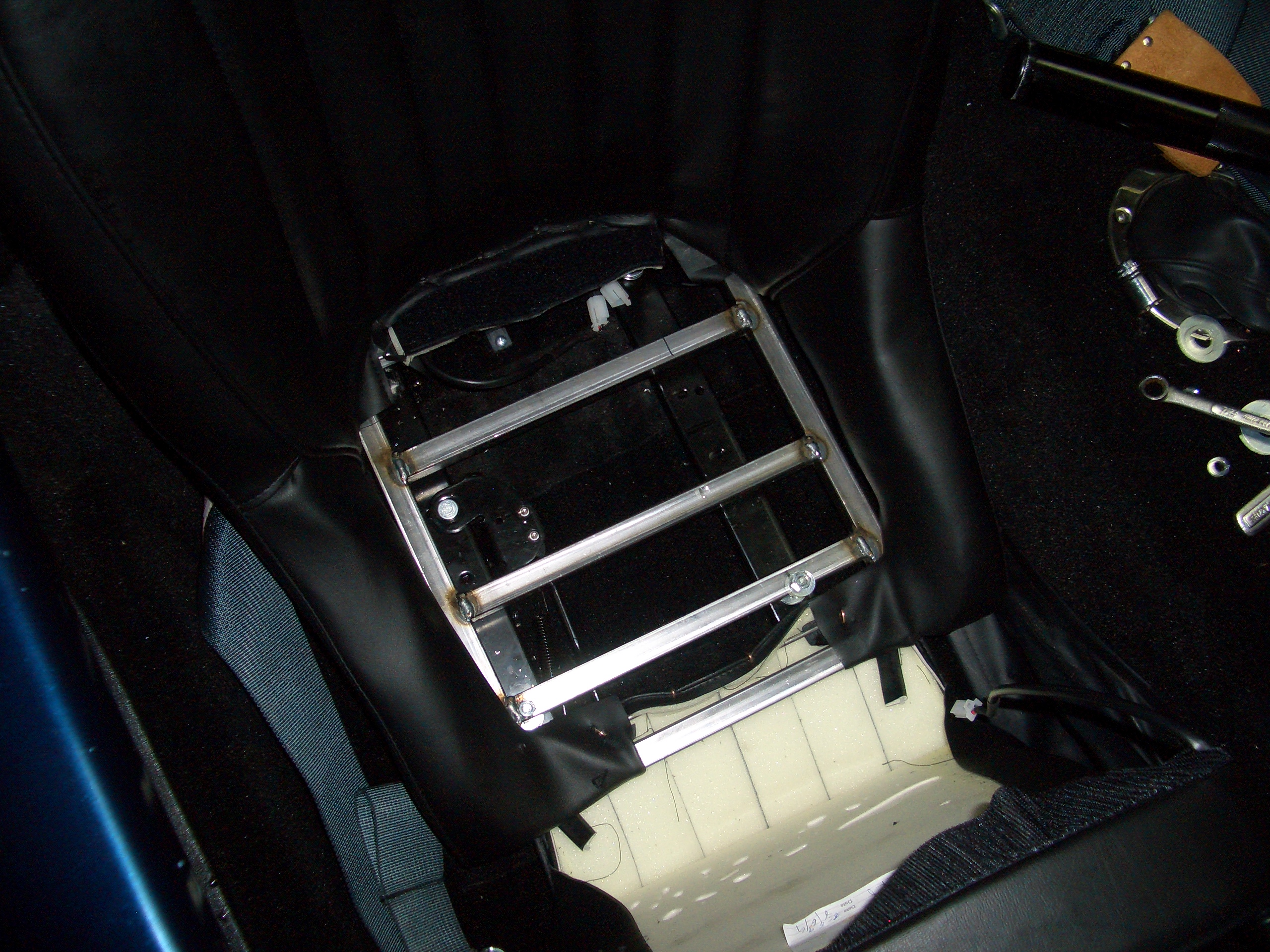 tr6 racecar